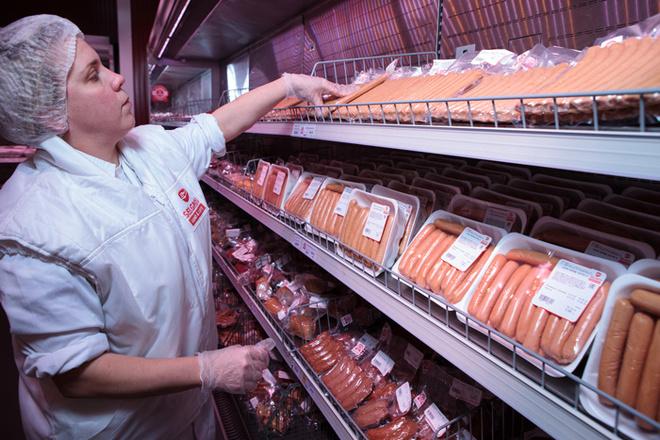 Как выбрать свежее мясо
