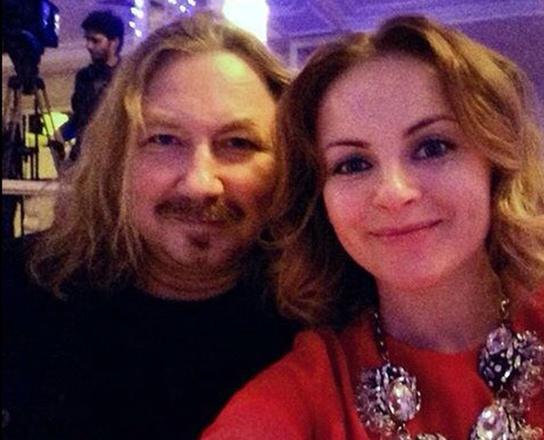 Юлия Проскурякова, Игорь Николаев, фото