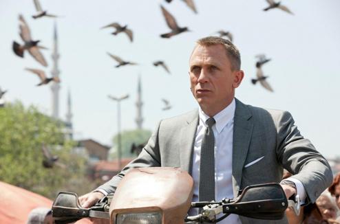 «007: Координаты Скайфолл»