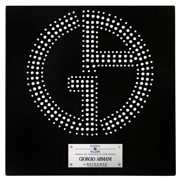 Известные бренды создали декоративные крышки для люков   галерея [1] фото [6]