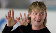 Евгений Плющенко получил звание героя
