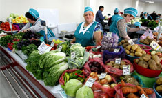 Цены на новом Центральном рынке в Воронеже