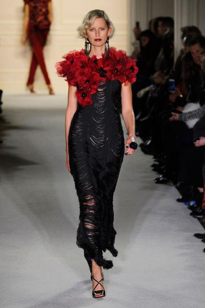 Показ Marchesa на Неделе моды в Нью-Йорке | галерея [1] фото [31]