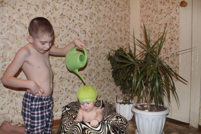 Фотосессии детские