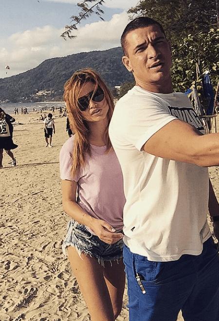 Ксения Бородина отдыхает с любимым в Таиланде фото - Woman ... Бородина с Терехиным