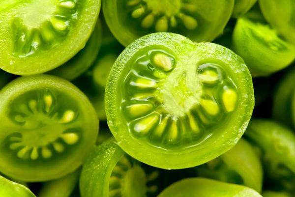 Рецепты зеленые томаты