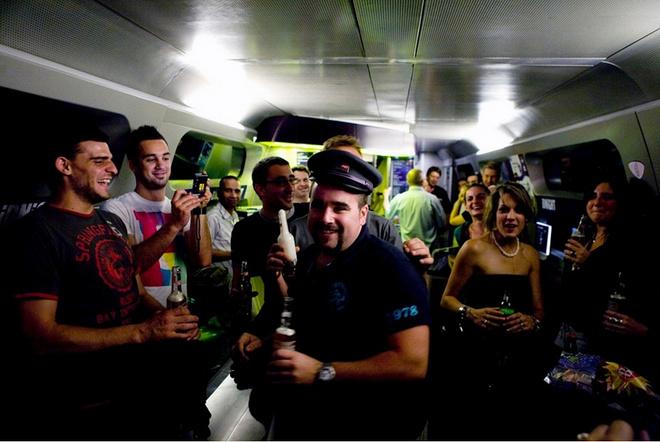 поезд-клуб