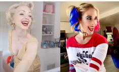 Флешмоб: люди моют зеркала и видят свое отражение из параллельной реальности (видео)
