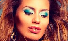 Виктория Боня показала необычный макияж