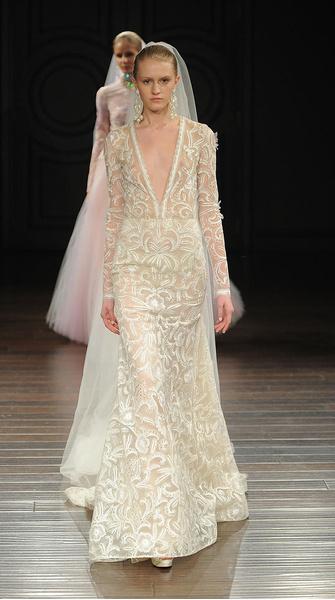 Лучшие коллекции Недели свадебной моды   галерея [5] фото [12]