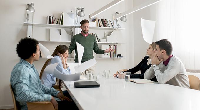 Конфликт на работе: как выйти из него с честью