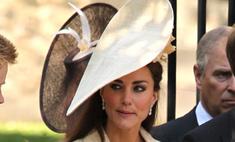 Кейт Миддлтон стала «шляпником года»