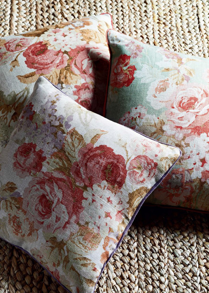 Подушки Vintage Floral, линия Home Country Weekend, Mulberry Home.