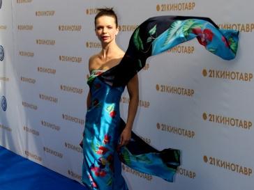 Актриса Алиса Гребенщикова