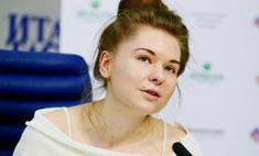 Таисия Игуменцева получила приз в Каннах