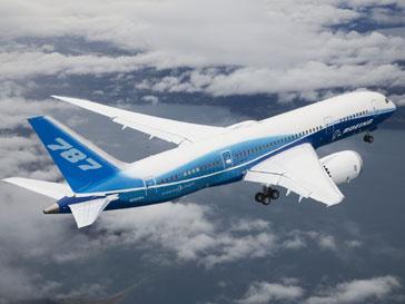 Boeing-787 Dreamliner был вынужден совершить экстренную посадку