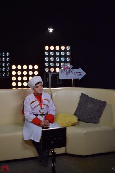 Шоу «Лучше всех»: Артем Мокров