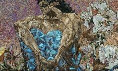 В Липецке можно увидеть портрет Жириновского из крыльев бабочки