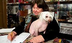 Татьяна Парфенова поможет бездомным собакам