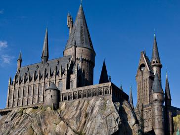 Парк «Волшебный мир Гарри Поттера»