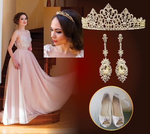 Как выбрать свадебное платье: 5 идей для невесты