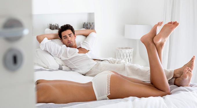 Большой член способен доставить женщине более оргазм