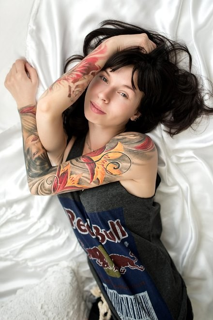 Пермь: татуировки