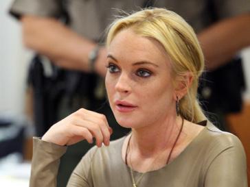 Линдсей Лохан (Lindsay Lohan) предложили нелегкий выбор