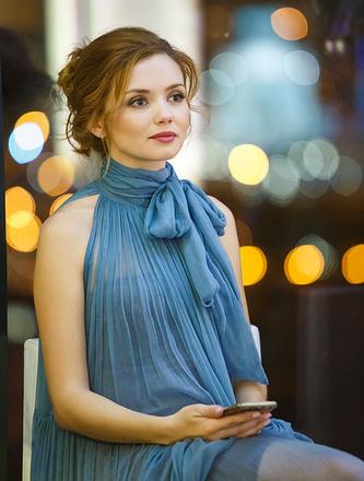 Ольга Кузьмина, актриса, фото