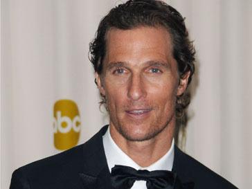 Мэтью МакКонахи (Matthew McConaughey) вел дневники