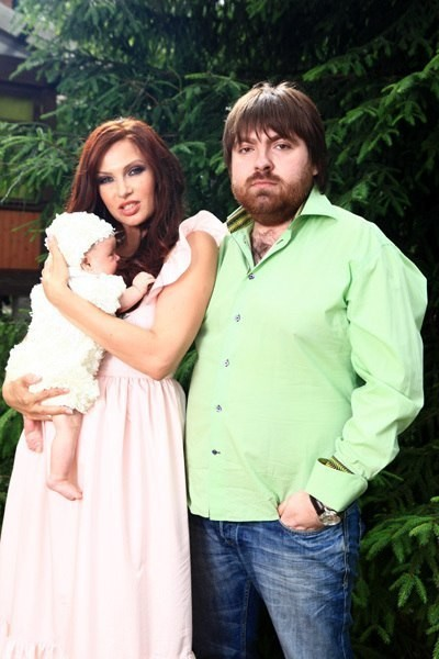 Эвелина Блёданс и Александр Семин