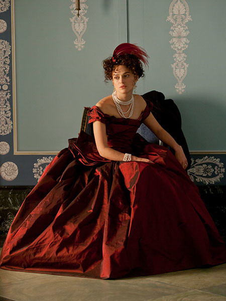 Красные платья в кино