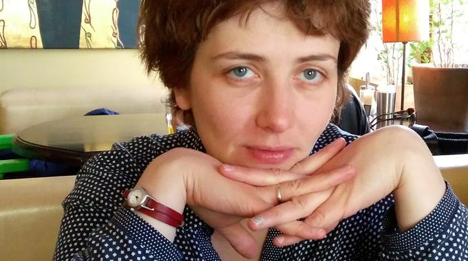 «Посмотри на него»: интервью с Анной Старобинец