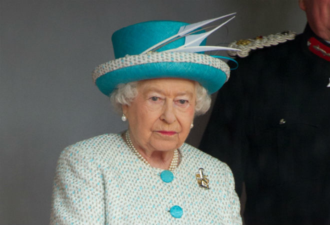 Елизавета II фото
