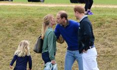 Принц Уильям оконфузился с обтягивающими джинсами