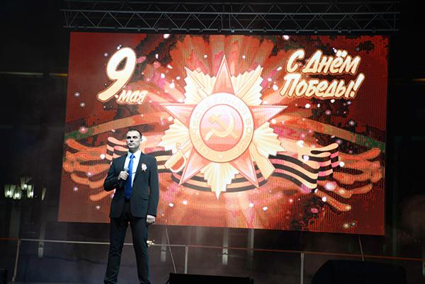 певец Павел Селезнев