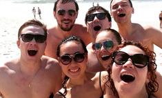 Команда КВН «Союз»: «Как мы отрывались в Рио»