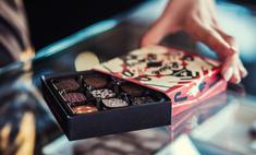 На десерт: в Москве открылся первый шоколад-бар
