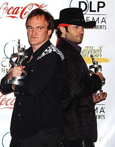 Квентин Тарантино (Quentin Tarantino) и Роберт Родригес (Robert Rodriges)