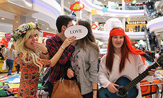 День влюбленных в Иркутске: найди себя на фото