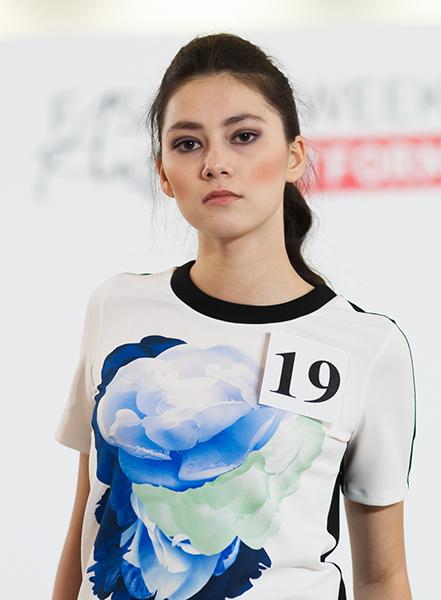 Юлия Шагапова, «Юная топ-модель Екатеринбурга-2016», фото