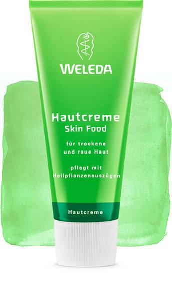 Weleda, универсальный питательный крем Skin Food