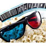 Пригласительный билет в кино на два лица