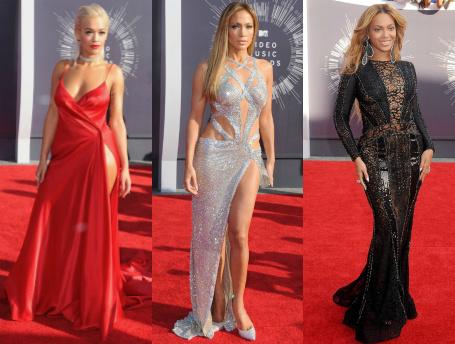 Церемония MTV Video Music Awards 2014: красная дорожка