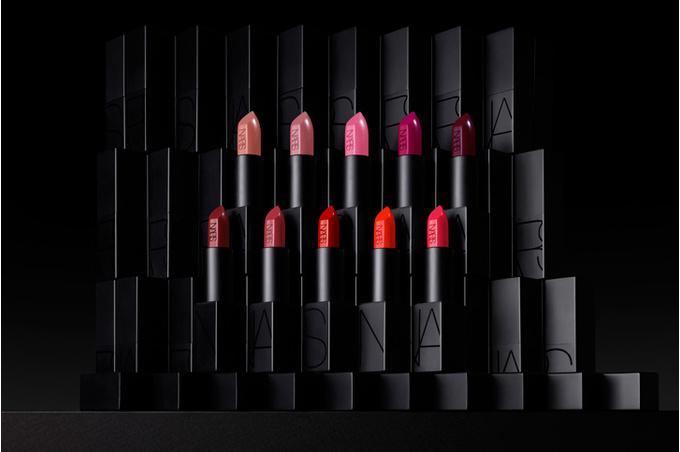 Новинка: NARS Audacious Lipstick