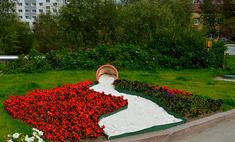 Сургут – город цветов! Фоторепортаж