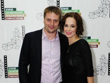 Ирина Медведева и Александр Носик