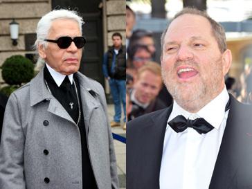 Карла Лагерфельда (Karl Lagerfeld) и Харви Вайнштейна (Harvey Weinstein) ищут исполнителя главной роли в их новом фильме