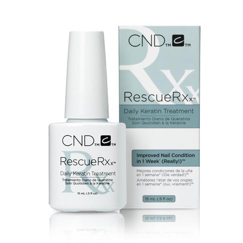 CND, кератиновая маска для ногтей RescueRXx