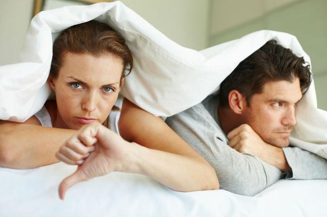 Не хочется секса с мужем